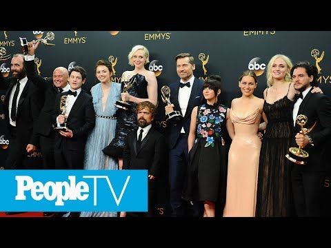 : The 2018 Emmy Red Carpet: s Looks & More  PeopleTV