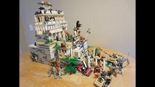 Lego SHOWCASE: Temple of Anubis