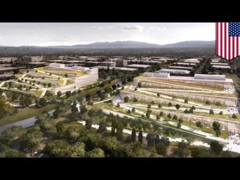 Google Sunnyvale Campus: 'Carribean' office project builds on old Cali USAF base - TomoNews