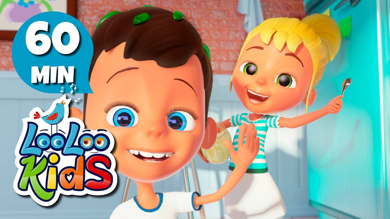 Jack And Jill Great Songs For Children Looloo Kids
