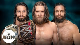 Live WWE TLC 2018 preview: WWE Now...