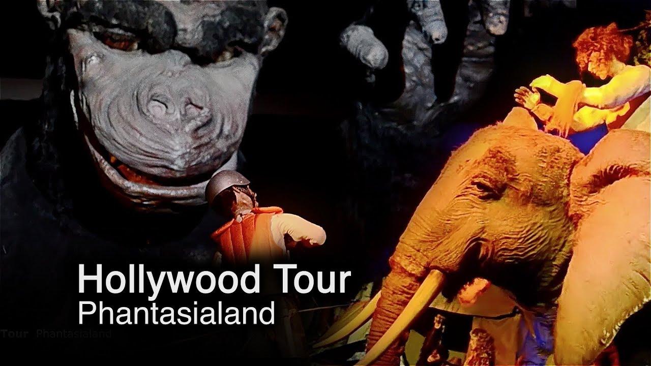 Phantasialand Hollywood Tour Onride