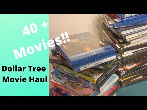 Dollar Tree Movie Haul~ November 2019