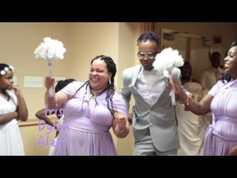 Paradize & Calvin Jefferson  Wedding Oct,21 2016 [Shot & Edited By ChucthCinematic]