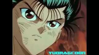 YYH Yusuke Vs Sensui Part 10 (Round 2) 1080p HD