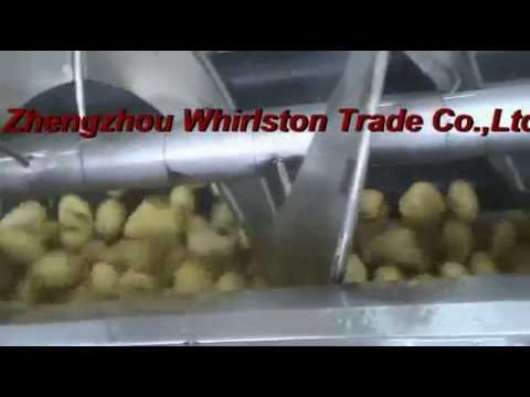 Automatic Potato Chips Production Line Price, Potato Chips Plant Cost
