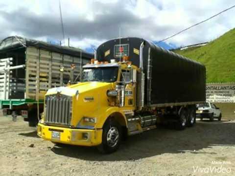 Los camiones mas bonitos de colombia