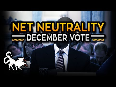 FCC plans to vote to overturn Net Neutrality in December
