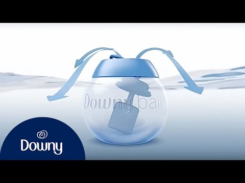 How The Downy Ball Works | Downy