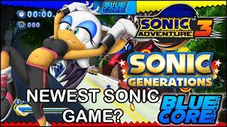 Sonic Adventure 3 - Sonic Generation 2? - Sonic Anniversary - Next Sonic Game