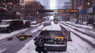 4K ULTRA Graphics The Division v1.4 on PC Sniper Gameplay level 31 Full Sentry Story World
