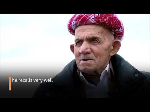 Last surviving member of Mustafa Barzani's fighters recounts Kurdish struggle