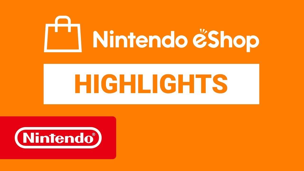 Nintendo eShop Highlights: May 2018
