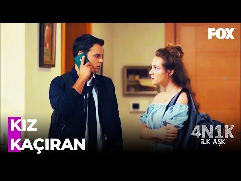 Ece, Sinan'a Kaçtı - 4N1K İlk Aşk 10. Bölüm