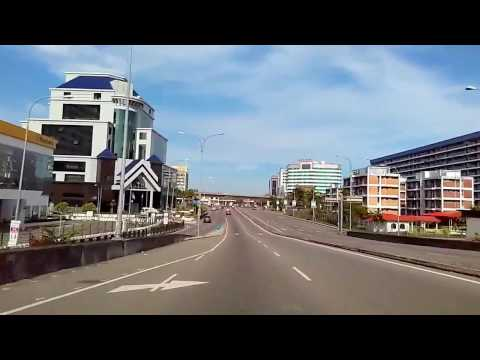 kk city driving 2017 cny