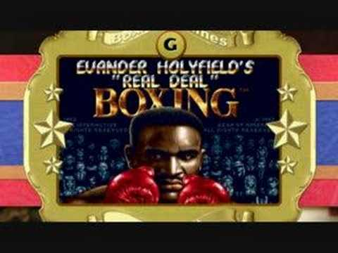 History Of Boxing Games Part 1