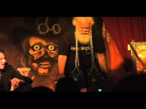Sideshow Thrills performed by The Amazing Traveling Circus SideShow Video