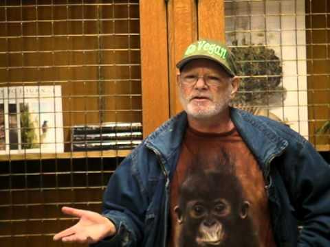 "Bob Linden of GoVeganRadio (Sunday 4 pm, KEST-AM 1450): ""How to Promote Vegan Animal Liberation"""