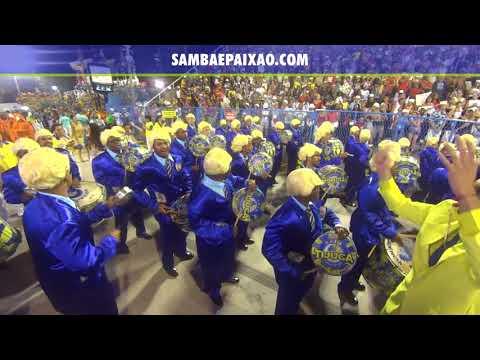 Carnaval 2018: Unidos da Tijuca Super Esquenta Bateria