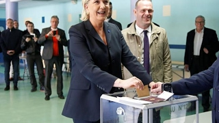 أخبار عالمية | بدء عمليات التصويت في الدورة الأولى من الانتخابات الرئاسية في #فرنسا