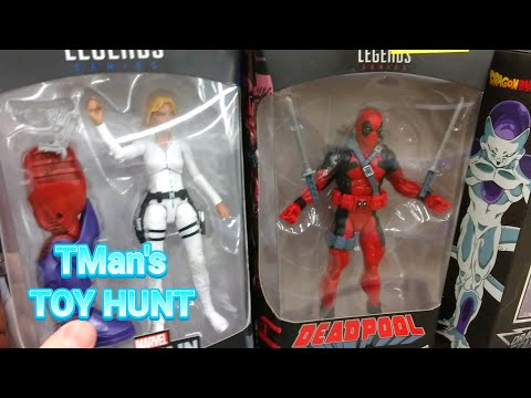 TMan's TOY HUNT #120: Still Hunting Cool Thing's Feat. PARTSFORMER
