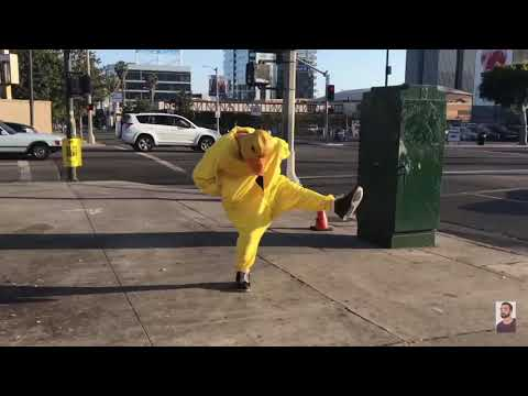 Most Savage Duck In Hollywood