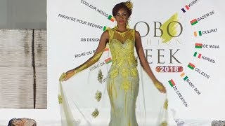 Традиционная ткань Буркина-Фасо «коко-дунда» снова в моде