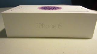 iPhone 5C - Buying & Unboxing My iPhone 6