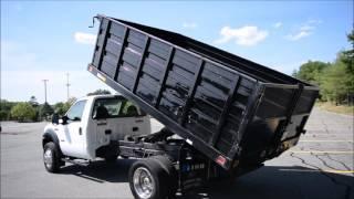 2007 Ford F550 XL Dump Truck