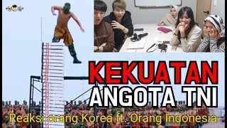 """Orang Korea Merinding Menonton """"HUT TNI KE-72 2017 ft. Orang Indonesia"""
