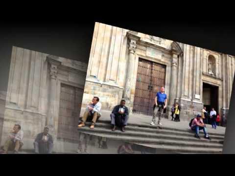 je vous offre les photos de mon tout dernier voyage � Bogota Colombie