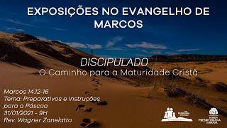 Culto Dominical - 31/01/2021