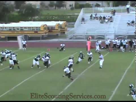 Justin Ferguson (2012 WR) Junior Highlights - Elite Scouting