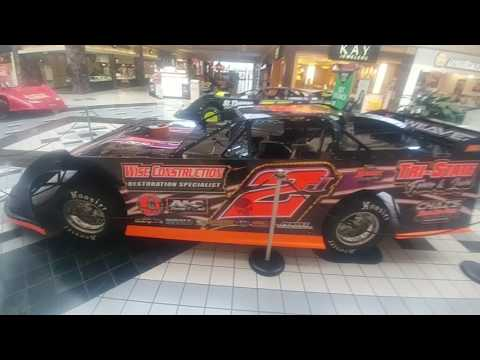 Hagerstown Speedway race cars 2017 Mall show