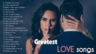 Most Old Beautiful love songs 80's 90's 💖 Best Romantic Love Songs Of 90's 80's HD