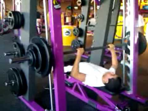 whats the opinion of planet fitness curling programs