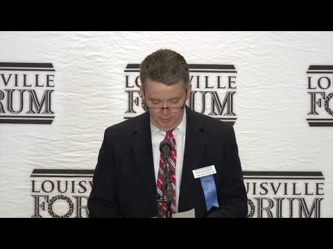 Louisville Forum: Jefferson County Attorney Democratic Primary Debate @JeffCoAttyKY @brentackerson