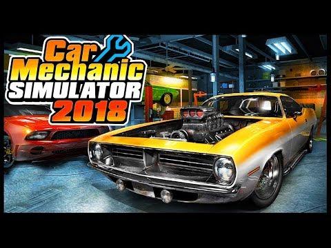 Car Mechanic Simulator 2018 Part 3 Triger Seti Tamir Ediyoruz