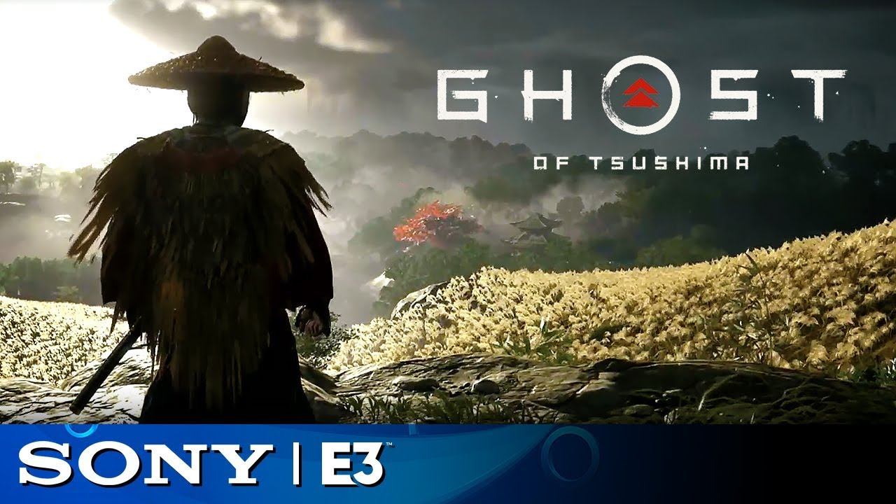 Ghost of Tsushima Full Gameplay Reveal (with Flute) | Sony E3 2018