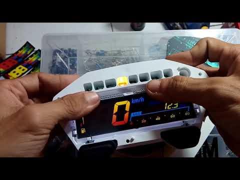 Mewarnai LCD Vario 125/ Vario 150 - 2018