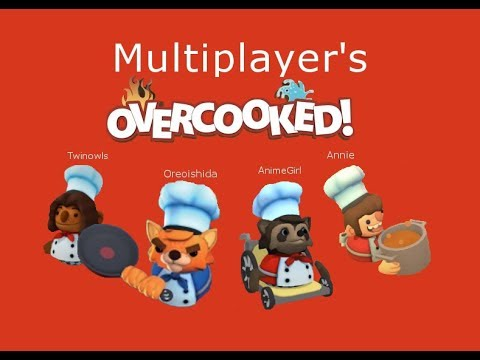 Multiplayer's Overcooked - Rats, Ice and Ships, Oh My!