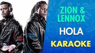 Zion & Lennox - Hola      Canto Yo