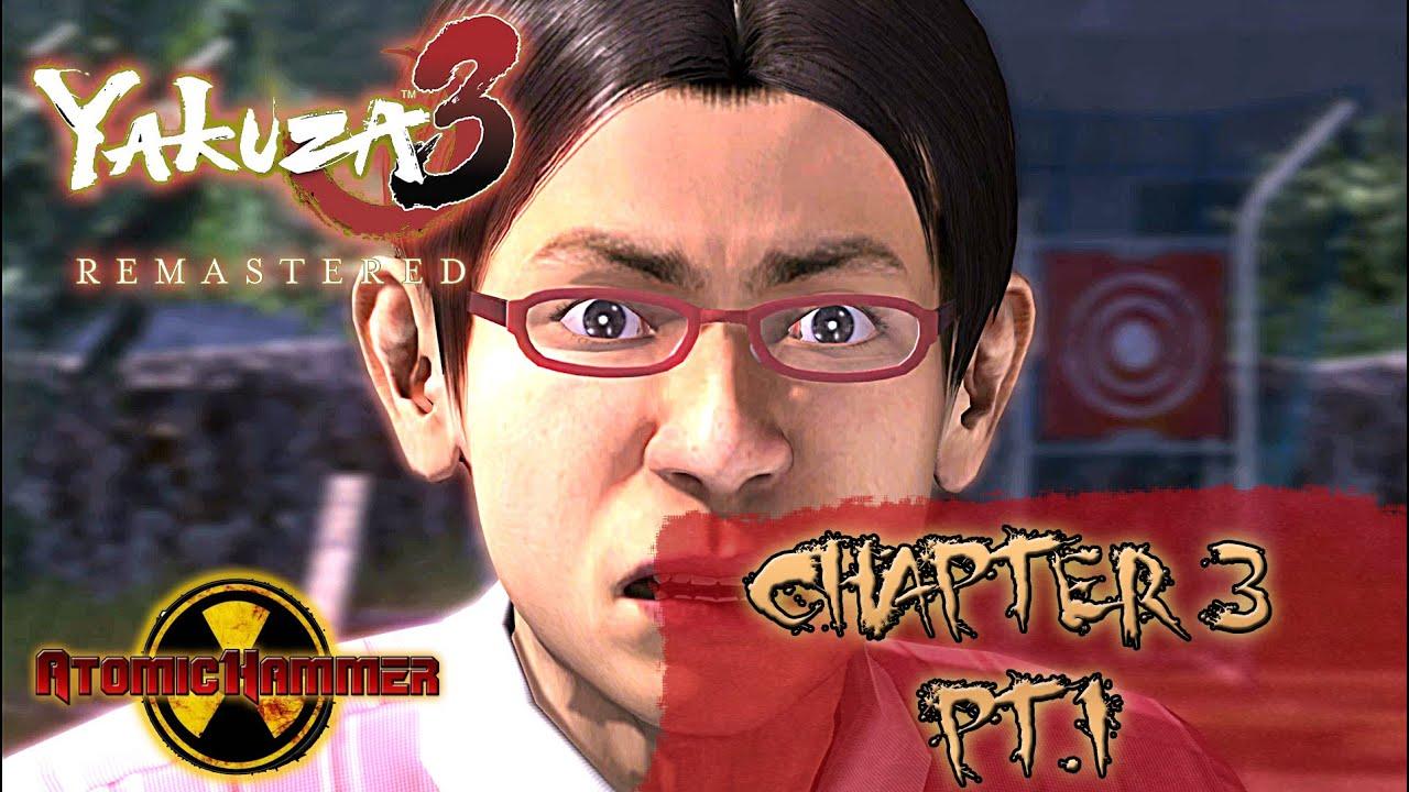 Yakuza 3: Remastered - Chapter 3 pt.1 - - YouTube
