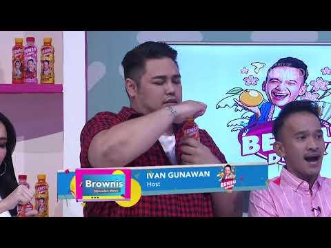 BROWNIS - Dewi Persik, Makin Cinta Sama Produsernya Sendiri (29/11/17) Part 2