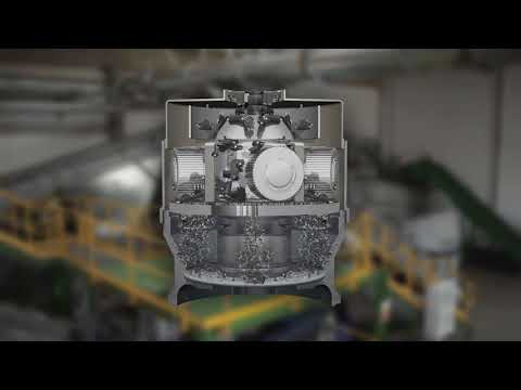 Waste Tyre Recycling - a Technology of AMANDUS KAHL