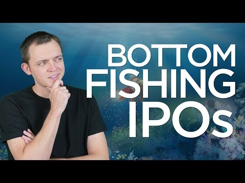 Bottom Fishing Stocks with Recent IPOs (Initial Public Offering)?