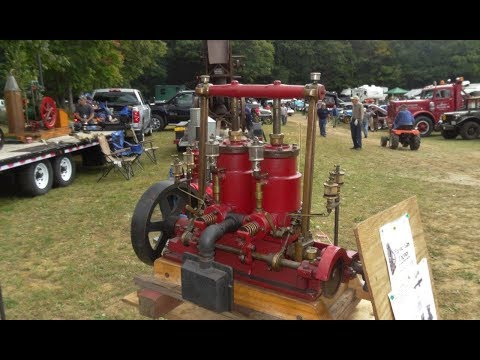 Dublin Antique Engine Show 2017