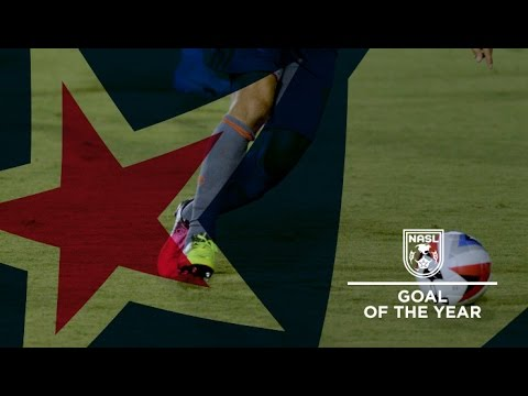 2016 NASL Goals of the Year