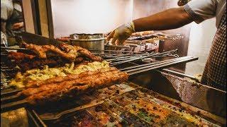 Mumbai Street Food Tour at Night with Priyanka Tiwari + David
