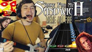 Meme Aim Fire - Sauce For My Sandwich | Clone Hero